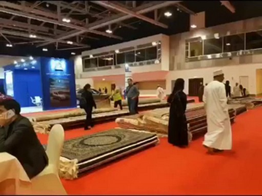 Alyaf Zagross Peyman in exclusive IRAN's expo in Oman 2017